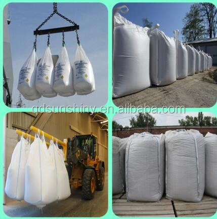 hot sale Flexible jumbo big bags 2 Tonne polypropylene Large container bulk bag Wate skip bag