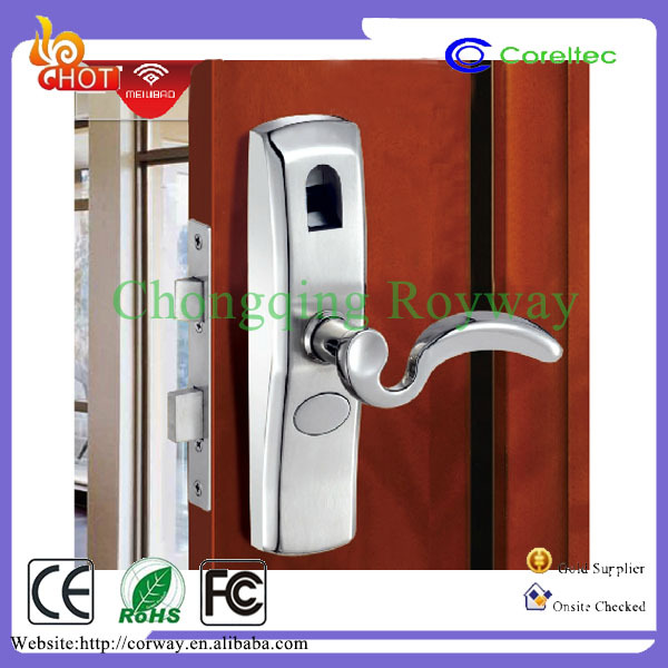 Factory price Fingerprint+password digital door lock thumbprint door lock