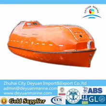 SOLAS FRP Tender Boat /Life Boat With 80-150 Person