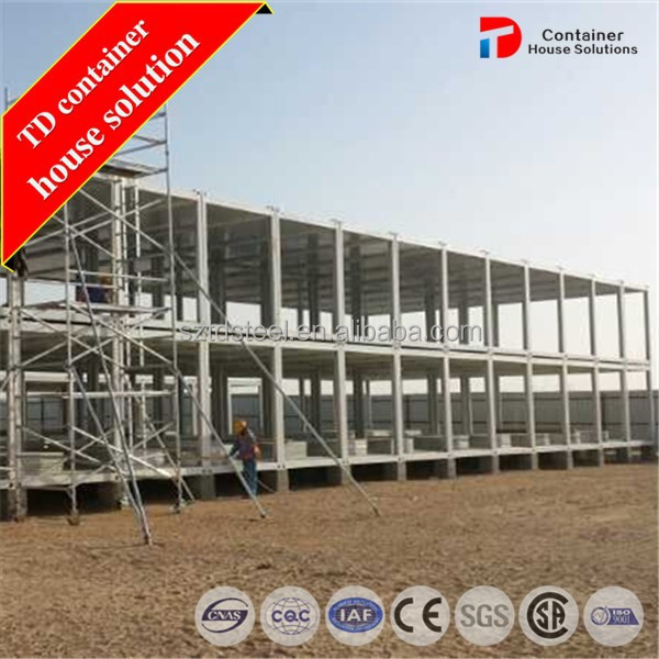 Prefab Recycled container building