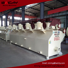 Fluorite Flotation Machine/Mineral Flotation Cell Manufacturer/Gold Ore Flotation Tank Price