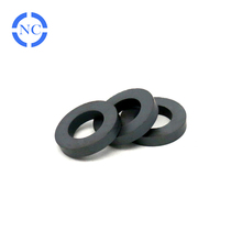 High performance ceramic ferrite ring magnet for speaker