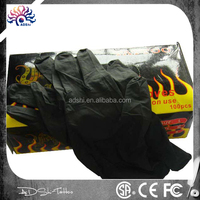 Disposable Tattoo Black Gloves Permanent Makeup Acceesory Supply