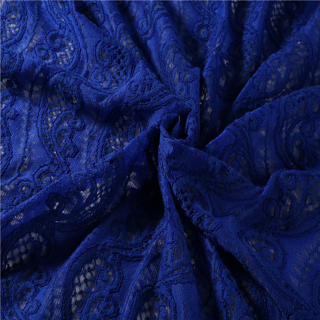 Generous Gorgeous Elegant Popular cotton fabric lace fabric embroidery