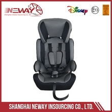New Arrival First Grade hot sale model racing car seat baby car
