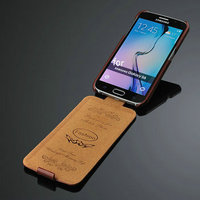 2015 new arrival top flip case cover for Samsung S6 phone case mobile case cover