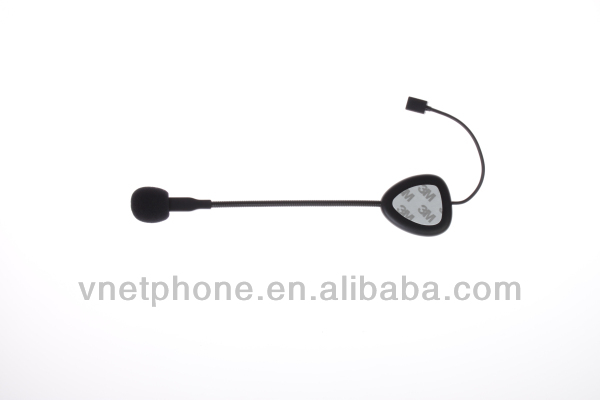 small walkie talkie headset support MP3/iphone