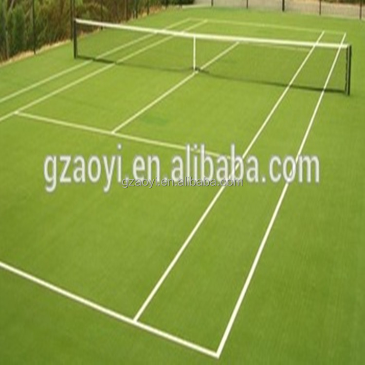 2016 Latest China Artificial Grass Line for Basketball or Tennis Court