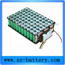 lithium ion battery pack 18650 12v 200ah