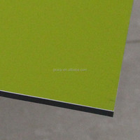 wallboard decoration use aluminum composite panel