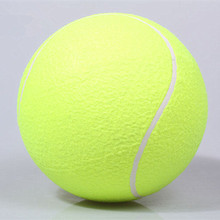 TS002 High Quality 9.5 Inch Inflatable Jumbo Tennis Ball for Signature