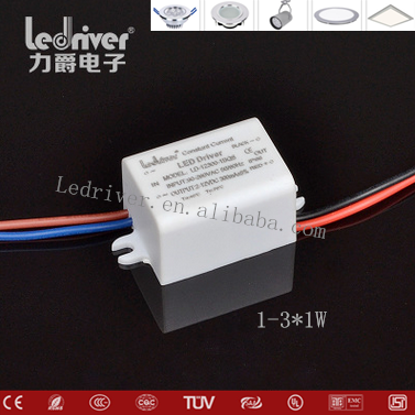 Direct Factory Price 300mA Constant Current Led Driver