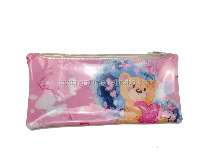 New Cartoon PVC Pencil Case