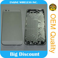 new products for iphone 5s back cover housing smartphone repair parts