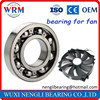 ball bearing used for ceiling fan