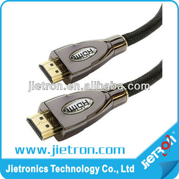 HD-MI Cable v1.4 1m/2m/3m/5m/10m High Speed Ethernet Gold 1080p 3D Video HDTV HD