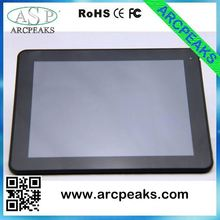9.7 inch rk3066 hot sale used tablet pc