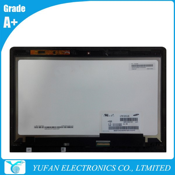 Grade A+ new 13.3 inch Laptop LCD Touch Screen 5T50H54908 For yoga 900