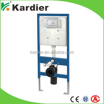Hot sale wall hanging toilet tank, toilet tank bank, automatic flushing cistern