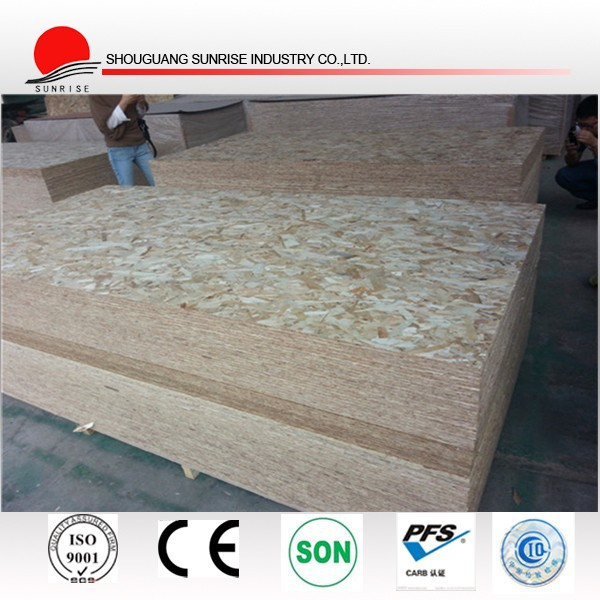 laminated osb board 18mm cheap price shandong manufacturer