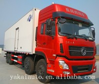 refrigerated van truck for sale