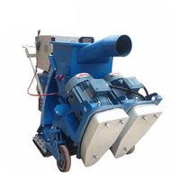 Best quality promotional floor tile road shot blasting machine for surface cleaning