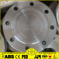HEBEI HAIHAO GROUP ANSI B16.5 ASTM A105 carbon steel blind flange
