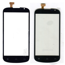 Mobile phone spare parts glass digitizer touch screen for Blu dash 5.0 D410