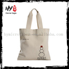 Heavy duty canvas tote bags with custom logo printed