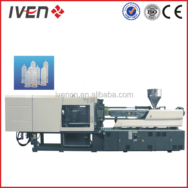 Injection molding machine machinery 200ton for soft plastic