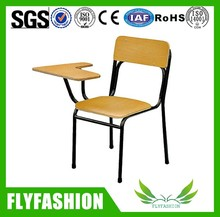 wooden training chair pad used school furniture sale