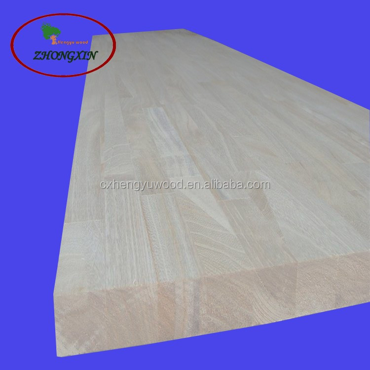 Anti-corrosion paulownia finger joint board for making pallets