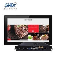 android RK3288 processor quad core OPS media player box,OPS all ine one machine with vga display box