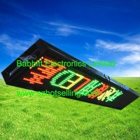p25 full color led screen / P16mm outdoor dual moudle LED display for bank,shop...