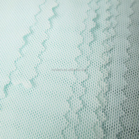 Hot sale fabric stretch mesh composition knitted fabric with upf 50
