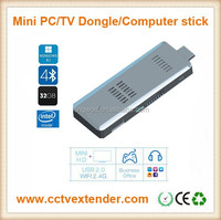 win8 OS Computer stick Tv Dongle The smallest computer mainframe 2 ethernet mini pc