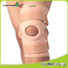 C1KN-8001 Hinged Knee Sleeve - CE FDA Approved Knee Support for Knee Protection