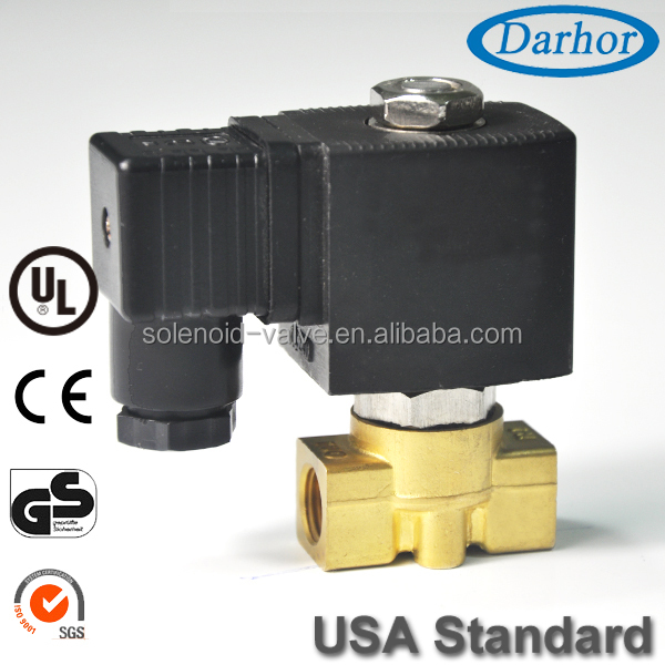 Darhor Tech mini design 24v solenoid water valve