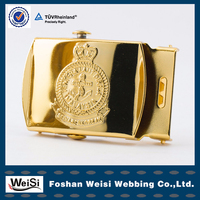 Wholesale Customized Metal Buckle Maker For Police Belt