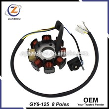 China Manufacturer Wholesales OEM Motorcycle Magneto Coil GY6 125