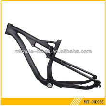 Full mounain carbon bike frame,MIRACLE new carbon bike parts MT-MC036