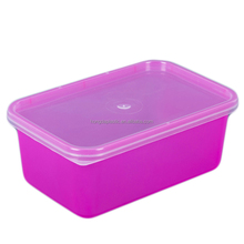 1000ML Top Seller Disposable PP Plastic Food Container Box