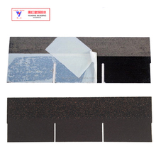 sale 3-tab single layer asphalt shingles/classic roofing shingles