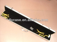 travel sample aluminum golf case with logo