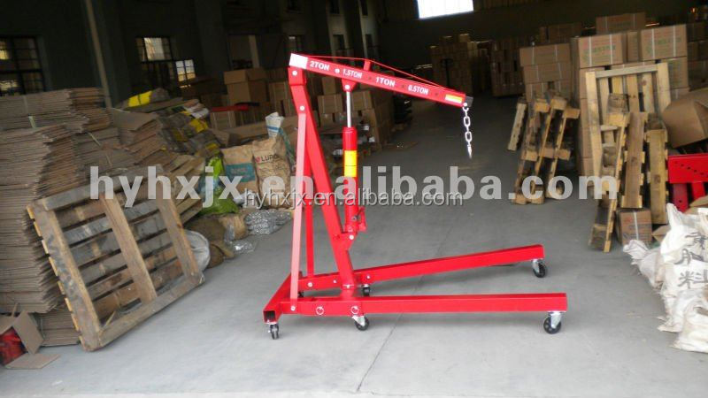 shop crane engine crane 2ton