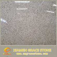 Chinese stone Yellow rusty granite G682 flamed polished tiles