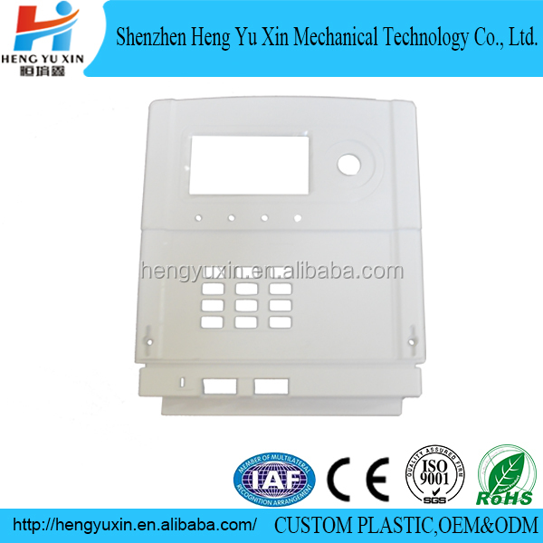 Indoor outdoor power metal injection mould of electric water meter box