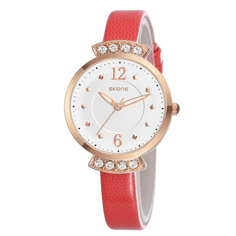 Skone Promotional ladies fancy watches