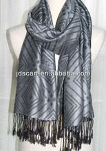 graduation stoles, 2013 long shawl,fashion scarf and have competive price TSV-007