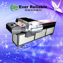 DTG plate type plastic card flatbed printing machine printer flatbed